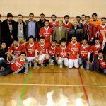 DSC 8728 150x150 - AİBÜ'de Futbol Turnuvası Düzenlendi