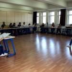 IMG 9554 150x150 - Eğitim Fakültesi'nde Özel Yetenek Sınavında Birbirleriyle Yarıştılar