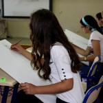 IMG 9557 150x150 - Eğitim Fakültesi'nde Özel Yetenek Sınavında Birbirleriyle Yarıştılar