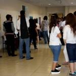 IMG 9574 150x150 - Eğitim Fakültesi'nde Özel Yetenek Sınavında Birbirleriyle Yarıştılar