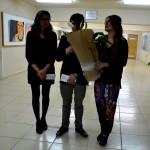 029 150x150 - Resim Öğrencilerinin Çalışmaları Sergileniyor