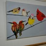 102 150x150 - Resim Öğrencilerinin Çalışmaları Sergileniyor
