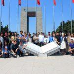 013 150x150 - Öğrencilerimiz Tarihimizin Dönüm Noktalarından Olan Çanakkale'yi Ziyaret Ettiler