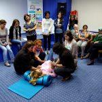 018 150x150 - Sağlık Personeline Doğal Doğumun Önemi Anlatıldı