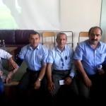 02 150x150 - AİBÜ'de Halk Otobüsü Şoförlerine Sağlık Taraması