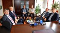 TÜBİTAK Bilim ve Toplum Daire Başkanı Dr. Ahmet Uludağ ve Bilim İnsanı Destekleme Daire Başkanı Prof. Dr. Mustafa Çufalı üniversitemizi ziyaret ederek proje geliştirme ve kurumlar arası işbirliği hakkında görüşmelerde […]