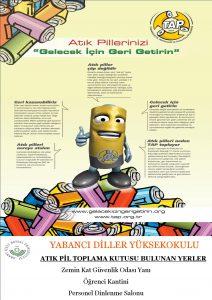 YDYO Atık Pil Posteri-1