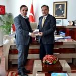 DSC 9483 150x150 - BTSO Başkanı Ateş, Rektörümüz Prof. Dr. Hayri Coşkun'u Ziyaret Etti