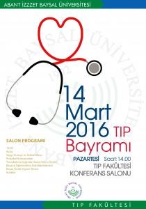 14 Mart afiş