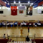 DSC 2683 150x150 - 4. Üniversiteler Arası Türkiye Salon Hokeyi Şampiyonası, AİBÜ'de Başladı