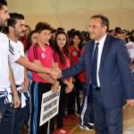DSC 2707 150x150 - 4. Üniversiteler Arası Türkiye Salon Hokeyi Şampiyonası, AİBÜ'de Başladı