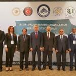 5 150x150 - AİBÜ, Türk-Afrika Üniversiteleri İşbirliği Forumu ve Eğitim Fuarına Katıldı