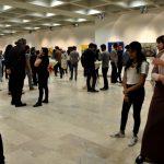 DSC 0656 150x150 - Öğretim Elemanlarının Resim Sergisi AİBÜ'de Açıldı