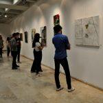 DSC 0663 150x150 - Öğretim Elemanlarının Resim Sergisi AİBÜ'de Açıldı