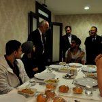 DSC 0502 150x150 - Rektör V. Mollaibrahimoğlu, Uluslararası Öğrencileri İftarda Ağırladı