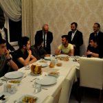 DSC 0516 150x150 - Rektör V. Mollaibrahimoğlu, Uluslararası Öğrencileri İftarda Ağırladı