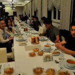 DSC 0551 150x150 - Rektör V. Mollaibrahimoğlu, Uluslararası Öğrencileri İftarda Ağırladı
