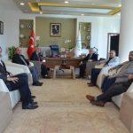 DSC 0502 150x150 - Saadet Partisi'nden Rektörümüz Prof. Dr. Alişarlı'ya Ziyaret…
