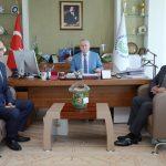DSC 8611a 150x150 - Abdi Ayhan Önder'den Rektör Alişarlı'ya Ziyaret