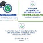 Diş Hekimliği Fakültesi Mezuniyet Davetiyesi 150x150 - Diş Hekimliği Fakültesi Mezuniyet Töreni