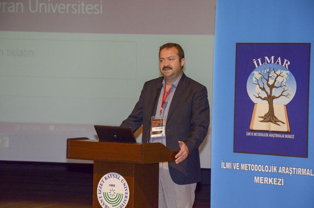 """DSC 0238 - Türkiye'de İlk Kez Düzenlenen """"Tevhidi Düşünce Işığında İlim Dallarının Yeniden İnşası Şurası"""" BAİBÜ'de Başladı"""