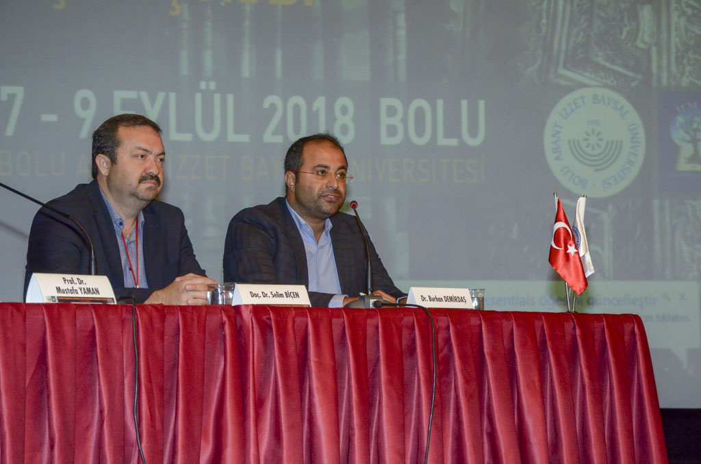 """DSC 0267 - Türkiye'de İlk Kez Düzenlenen """"Tevhidi Düşünce Işığında İlim Dallarının Yeniden İnşası Şurası"""" BAİBÜ'de Başladı"""