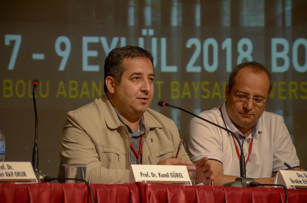 """DSC 0482 - Türkiye'de İlk Kez Düzenlenen """"Tevhidi Düşünce Işığında İlim Dallarının Yeniden İnşası Şurası"""" BAİBÜ'de Başladı"""
