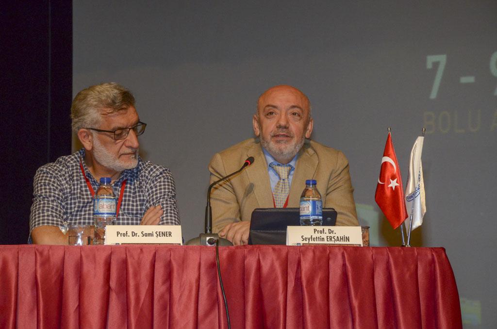 """DSC 9699 - Türkiye'de İlk Kez Düzenlenen """"Tevhidi Düşünce Işığında İlim Dallarının Yeniden İnşası Şurası"""" BAİBÜ'de Başladı"""