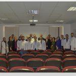 DSC00580 150x150 - Üniversitemiz Tıp Fakültesi Radyoloji Bölümü Türk Radyoloji Yeterlilik Kurulu'nun Denetiminden Geçti
