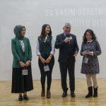 DSC09987 27 150x150 - 24 Kasım Öğretmenler Günü, Üniversitemiz ve Bolu'da Düzenlenen Törenlerle Kutlandı