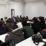inal aydınoğlu 150x150 - Öğrencilere Gönüllülüğü Anlattı