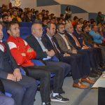 DSC 0517 150x150 - Şampiyon Sporcular Deneyimlerini BESYO Öğrencileri ile Paylaştılar