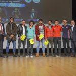 DSC 0672 150x150 - Şampiyon Sporcular Deneyimlerini BESYO Öğrencileri ile Paylaştılar
