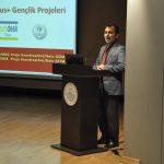 DSC 0945 150x150 - Erasmus Koordinatörlüğü Gençlik Projelerini Tanıttı