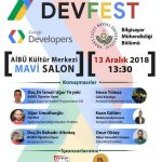 GoogleDeveloperFest-GDG Bolu