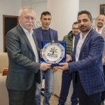 DSC 3716 150x150 - Genç İş Adamlarından Rektör Alişarlı'ya Ziyaret...