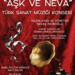 BAİBÜ AşkveNeva 150x150 - Aşk ve Neva / Türk Sanat Müziği Konseri
