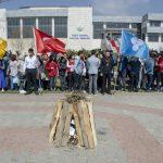 DSC 5295 150x150 - Bolu Abant İzzet Baysal Üniversitesi'nde Nevruz Programı Düzenlendi