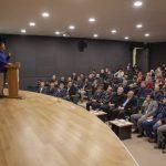 """DSC 6411 150x150 - AKİMER'de """"Kullukta Model Davranışlar"""" Konferansı Düzenlendi"""