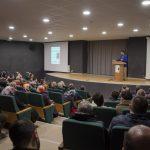 """DSC 6432 150x150 - AKİMER'de """"Kullukta Model Davranışlar"""" Konferansı Düzenlendi"""