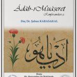adabi muaşeret 150x150 - AKİMER Konferansları / Adab-ı Muaşeret