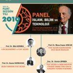 fuatsezgin 2019 150x150 - İslam, Bilim ve Teknoloji Paneli / Prof. Dr. Fuat Sezgin Yılı 2019