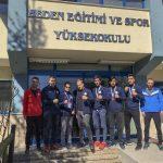 muay thai 1 150x150 - Üniversitemiz İki Türkiye Şampiyonası'ndan Ödüllerle Döndü