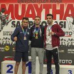 muay thai 2 150x150 - Üniversitemiz İki Türkiye Şampiyonası'ndan Ödüllerle Döndü