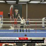 muay thai 3 150x150 - Üniversitemiz İki Türkiye Şampiyonası'ndan Ödüllerle Döndü