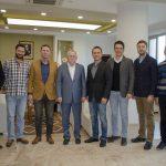DSC 7655 150x150 - BTSO Genç Girişimciler Heyetinden Rektör Alişarlı'ya Ziyaret