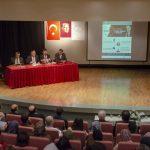 """DSC 8319 150x150 - 2019 Prof. Dr. Fuat Sezgin Yılı kapsamında  """"İslam, Bilim ve Teknoloji"""" Paneli Düzenlendi"""