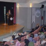 """DSC 8370 150x150 - 2019 Prof. Dr. Fuat Sezgin Yılı kapsamında  """"İslam, Bilim ve Teknoloji"""" Paneli Düzenlendi"""