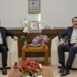 DSC 9044 150x150 - Memur-Sen Genel Başkanı Ali Yalçın'dan Rektör Alişarlı'ya Ziyaret