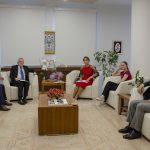 DSC 9060 150x150 - Kazakistan Turan Üniversitesi'nden Rektör Alişarlı'ya Ziyaret